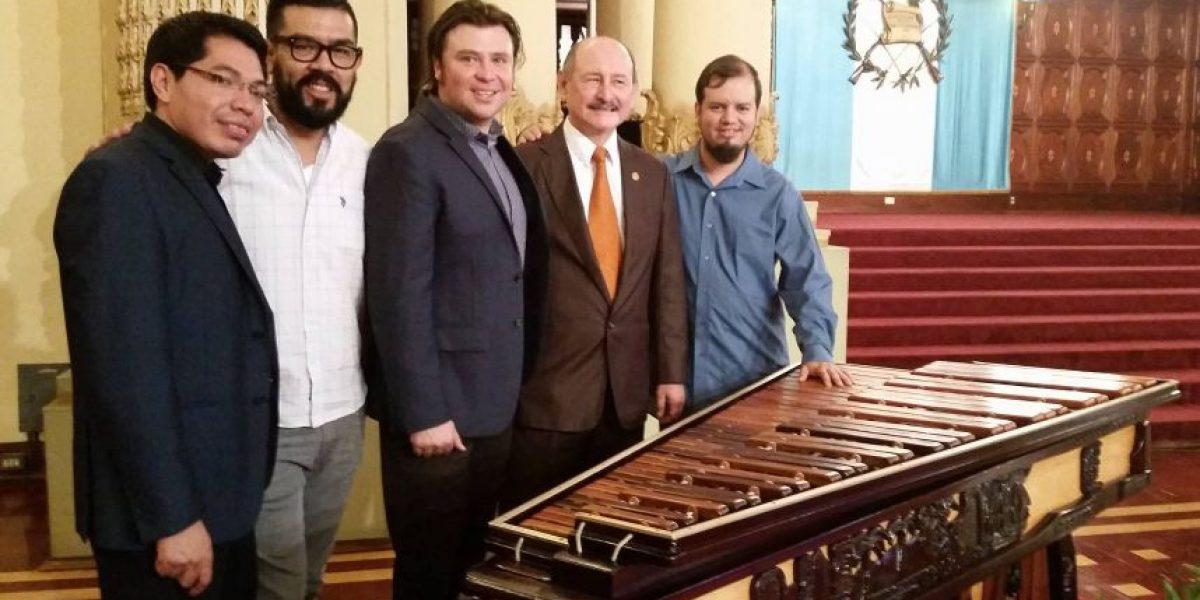 "Promueven cambiar el ringtone ""Marimba"" por ""Marimba de Guatemala""."