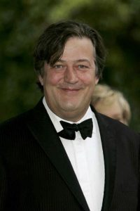 9.- Stephen Fry Foto: Getty Images