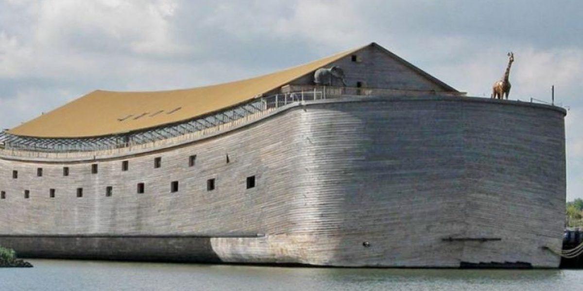 Réplica del Arca de Noé emprenderá viaje hacia Brasil para los Juegos Olímpicos 2016