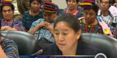 Corte Interamericana DDHH abre audiencia por masacre en aldea Chichupac, Rabinal