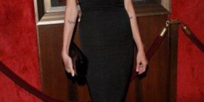 Angelina Jolie sorprende en Londres con extrema delgadez