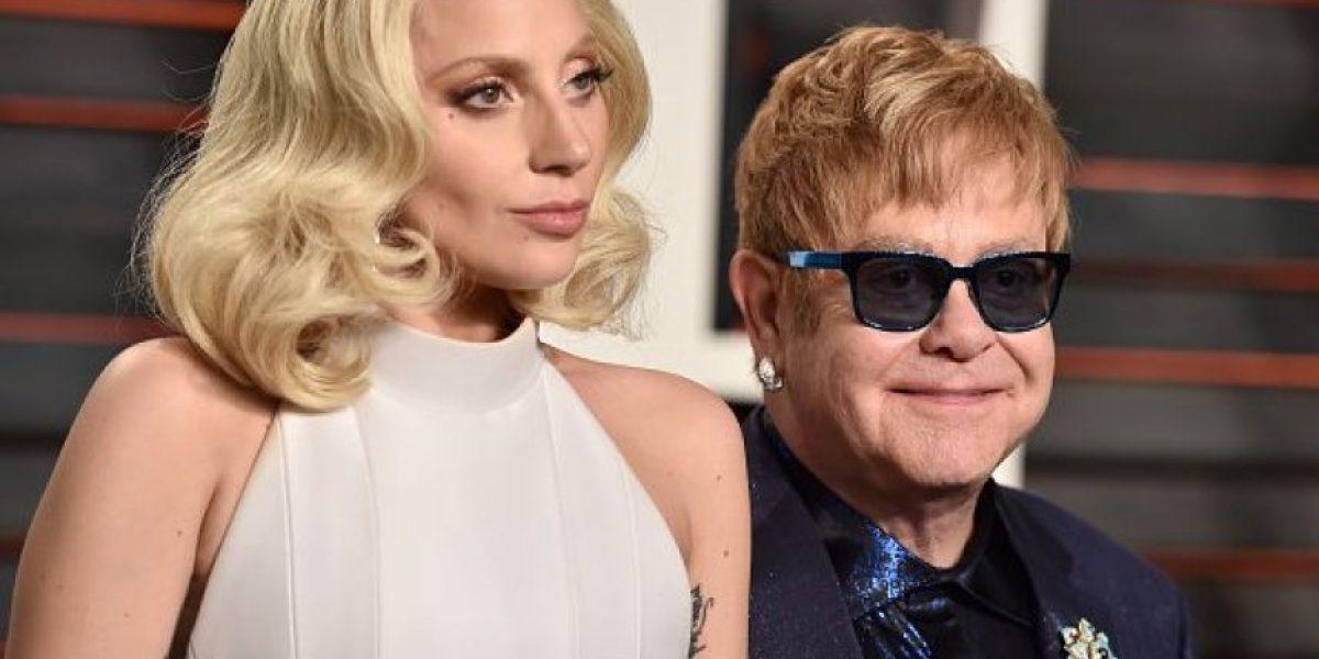Lady Gaga y Elton John lanzan línea de ropa con fines benéficos