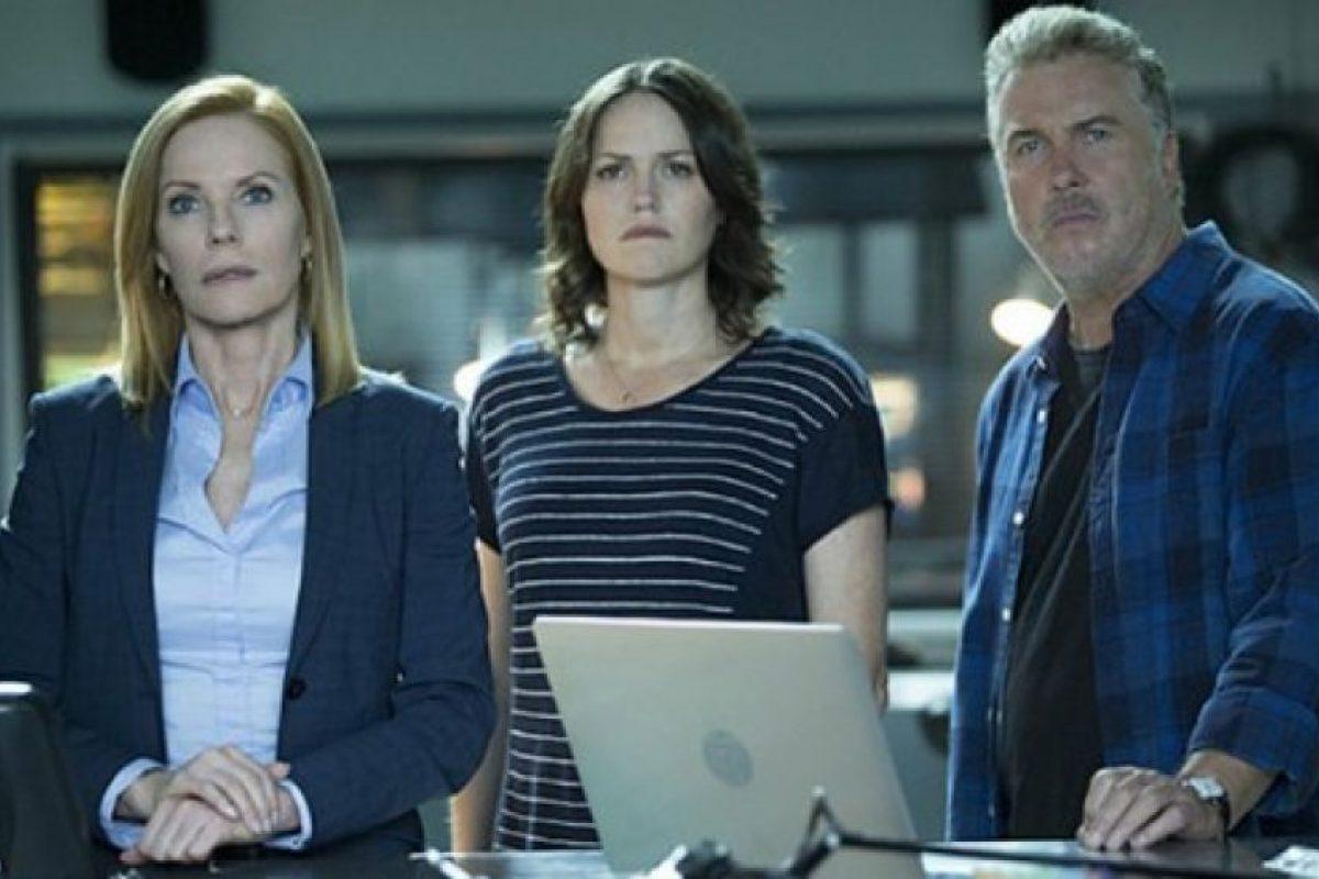 """Debido a su éxito se crearon """"CSI: Miami"""", """"CSI: Nueva York"""" y """"CSI: Cyber"""" Foto:CBS"""