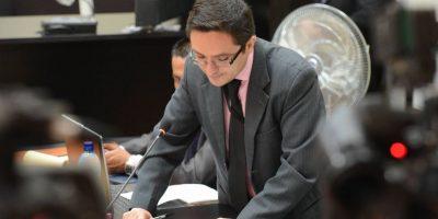 Fiscalía continúa con acusación en audiencia de primera declaración del caso TCQ
