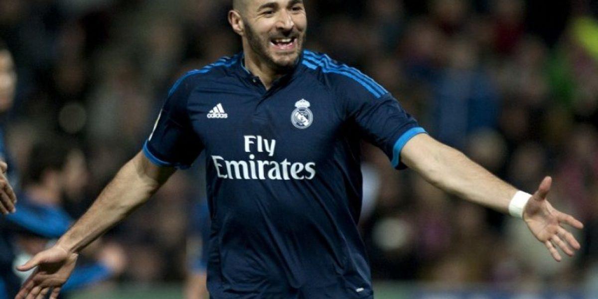 Detalles de la lesión de Karim Benzema, abril 2016