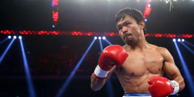 Es uno de los mejores boxeadores de los últimos tiempos Foto:Getty Images