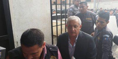 """""""No tiene fundamento"""" dice Pérez Molina acerca de la acusación en su contra en caso TCQ"""