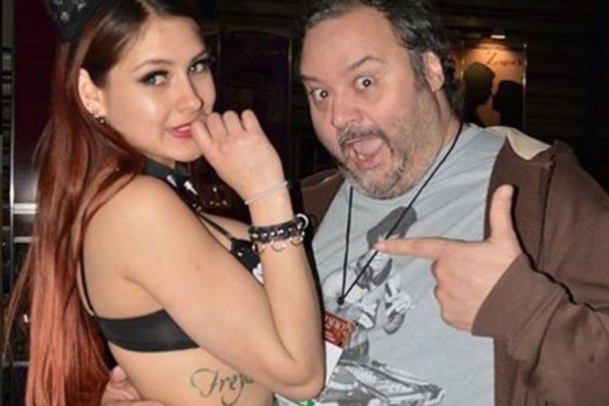 Durante años dirigió la revista La Comictiva. Ahora es director, productor y actor. Foto:vía Instagram/torbe
