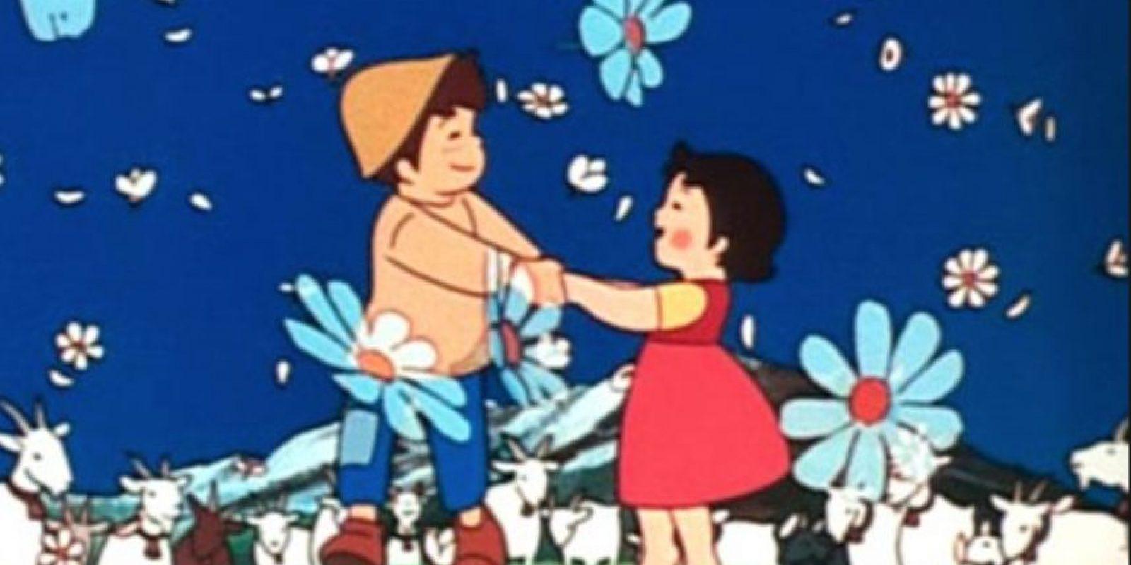 En 2007 se distribuyó la serie. Foto:vía Fuji TV