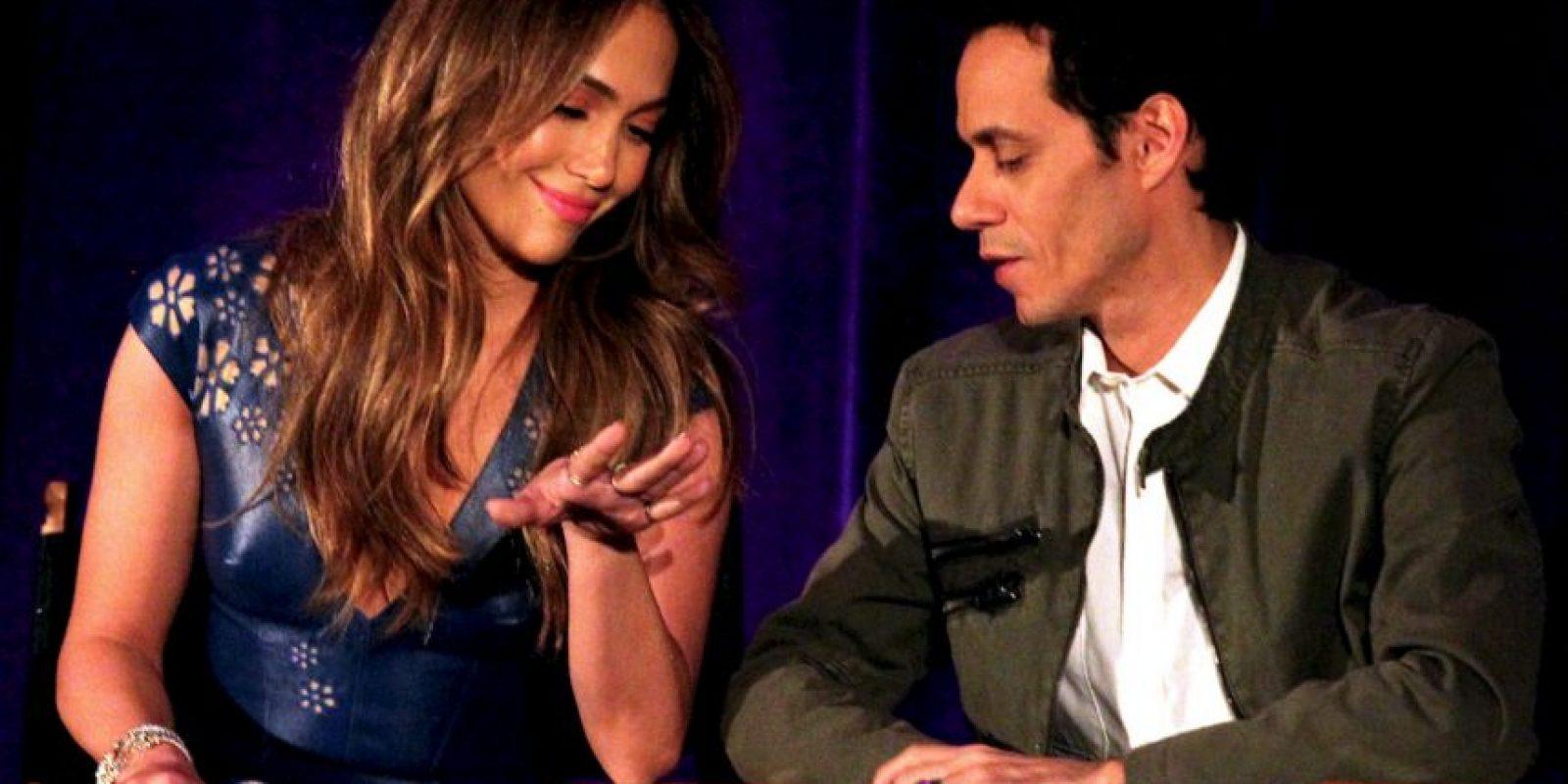Duraron siete años juntos. Foto:vía Getty Images