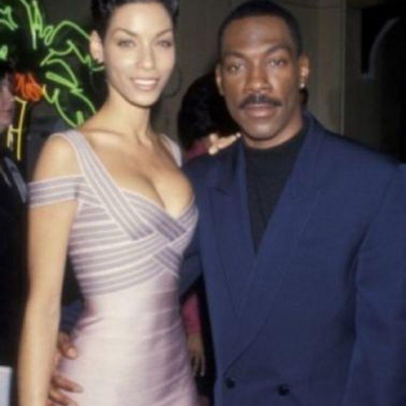 Hasta 2006, Eddie Murphy estuvo casado con Nicole Mitchell. Foto:Getty Images
