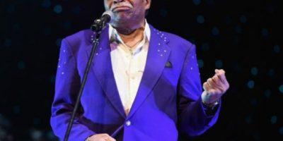 Otis Clay, el amante del Blues murió el 8 de enero a los 73 años. Foto:Getty Images