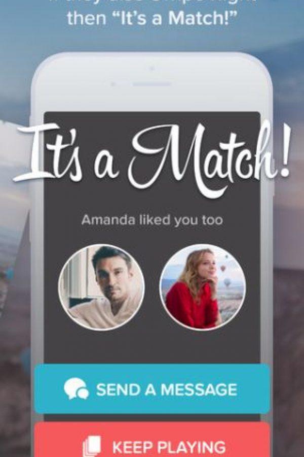 Muchos la usan para buscar pareja. Foto:App Store