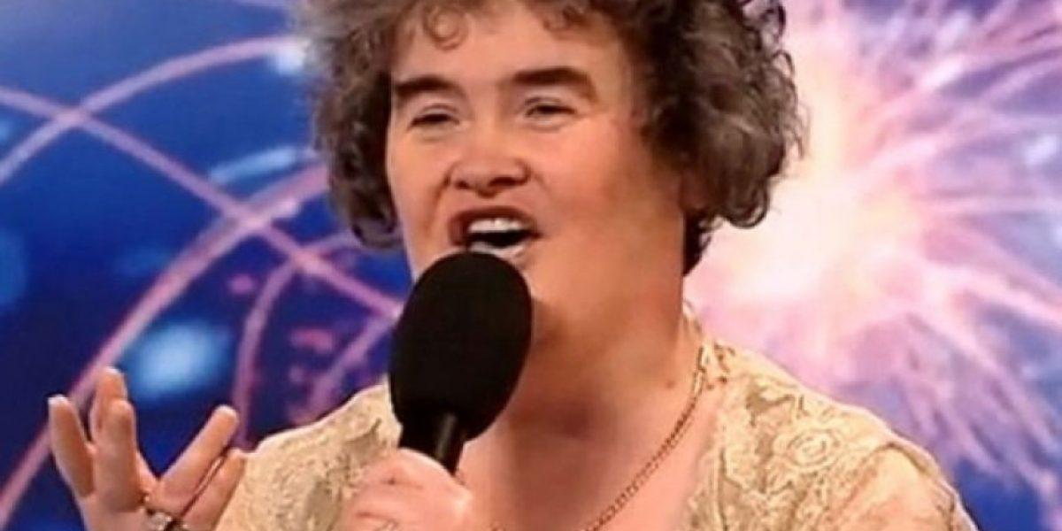 Desde 2009, así ha sido la transformación de Susan Boyle hasta hoy