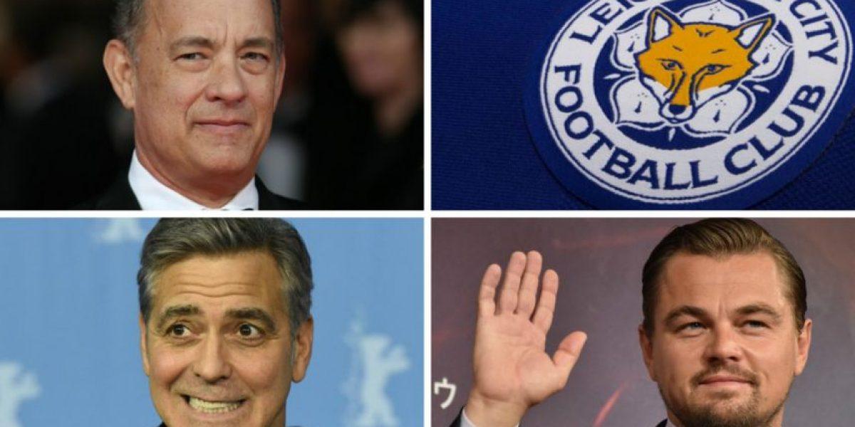Tom Hanks dice que apostó 100 libras a que el Leicester City ganaría la Premier League