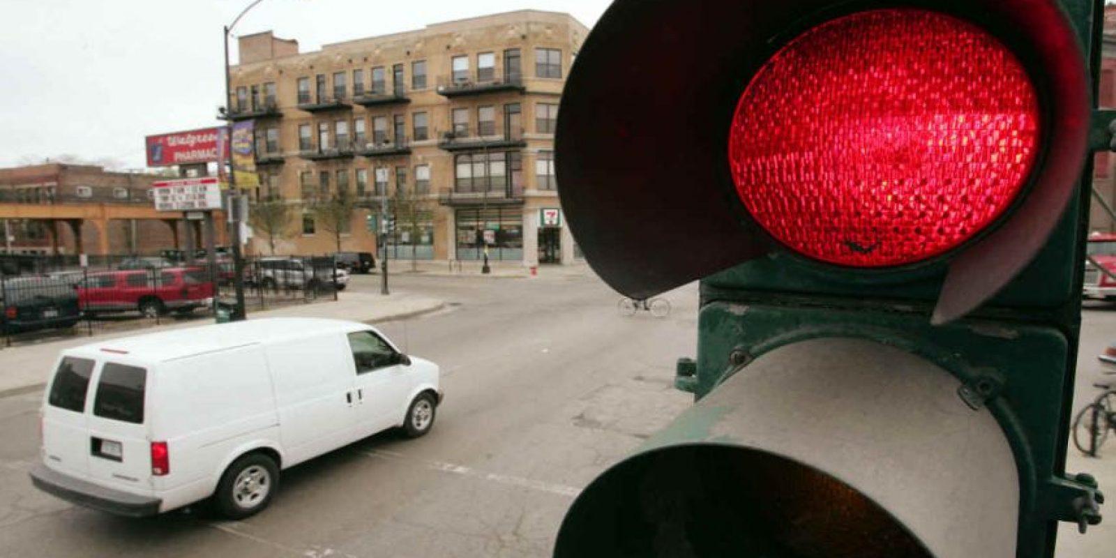 El 10 de diciembre de 1868 se instaló el primer semáforo. Foto:Getty Images
