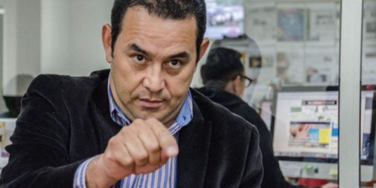 Jimmy Morales dice que empleados del Ejecutivo no descansarán el lunes 2 de mayo