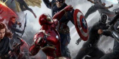 De Capitán América vs IronMan Foto:Marvel