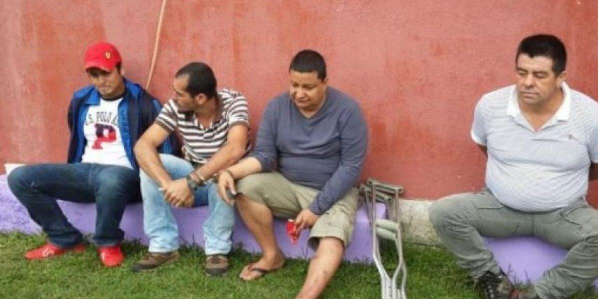 Esta fue la condena contra tres colombianos y un guatemalteco capturados en un narcolaboratorio