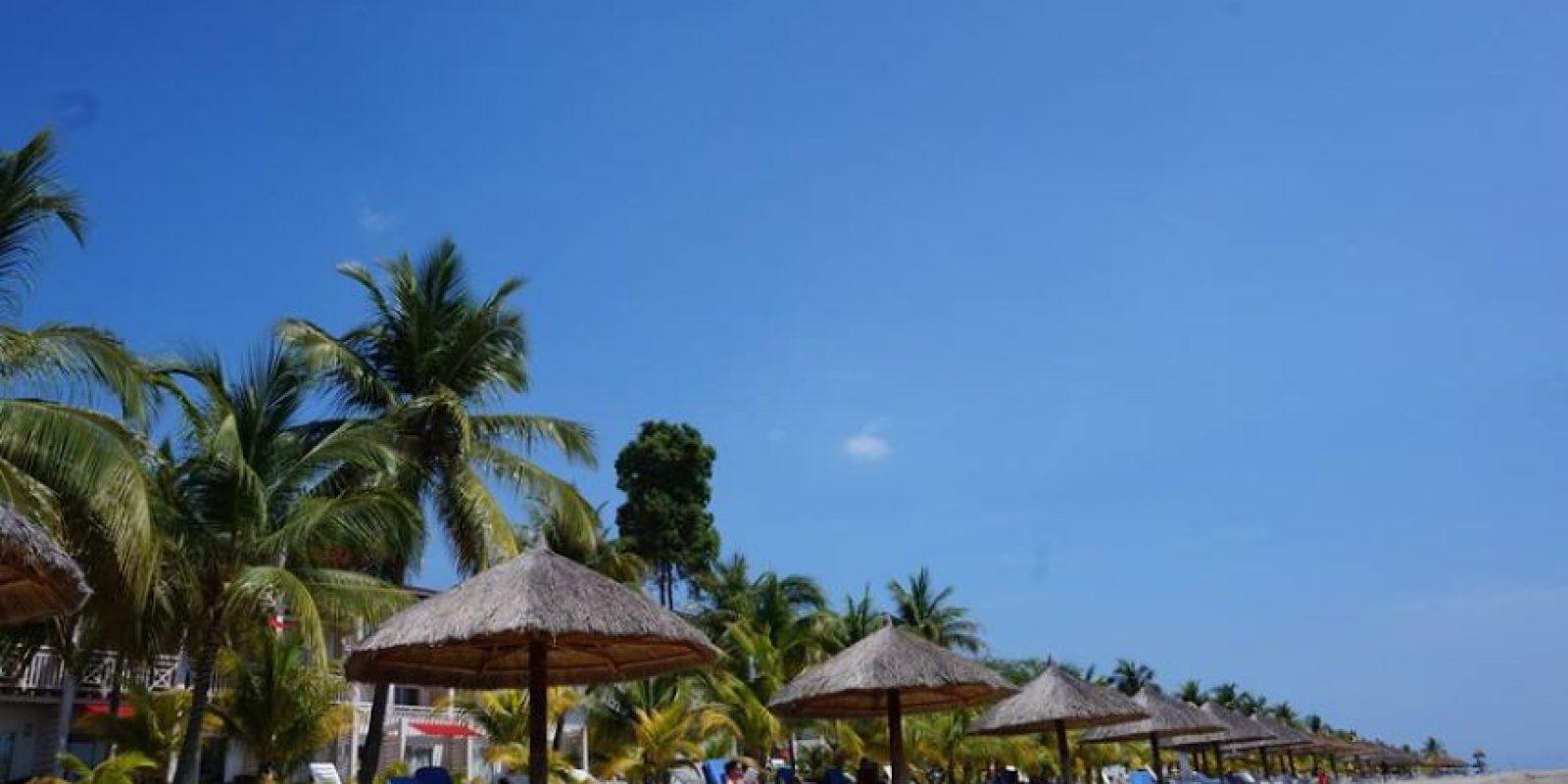 Foto:Cortesía Decameron Haití