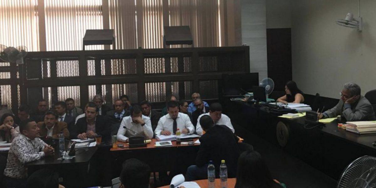 Vinculados al caso TCQ dan su versión en audiencia de primera declaración