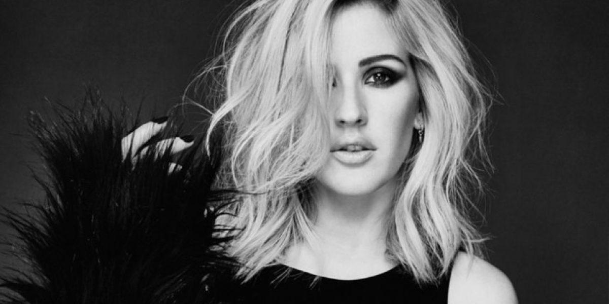 Sin retoque digital, así luce la cantante Ellie Goulding tremendo cuerpazo