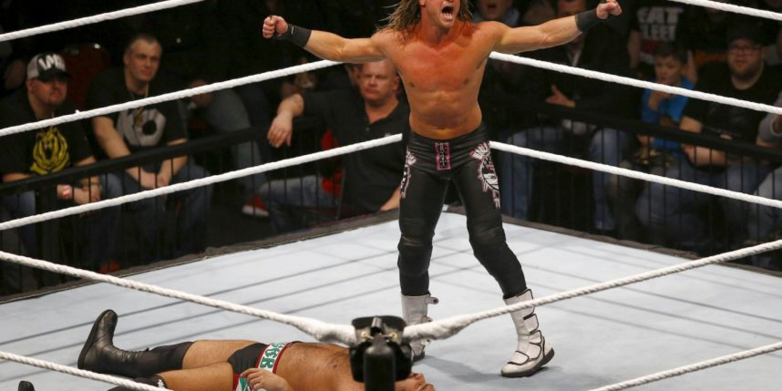 Dolph Ziggler enfrenta un complicado problema familiar Foto: Getty Images