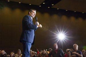 Y ahora uno de los tres precandidatos para la presidencia estadounidense, por el Partido Republicano. Foto:AP