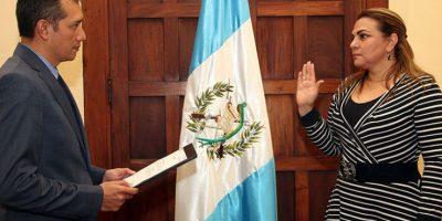 Se realizan dos cambios en el Ministerio de Gobernación
