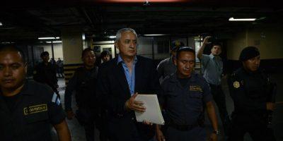 A Pérez Molina no le extrañaría que la CICIG lo vincule a otros casos