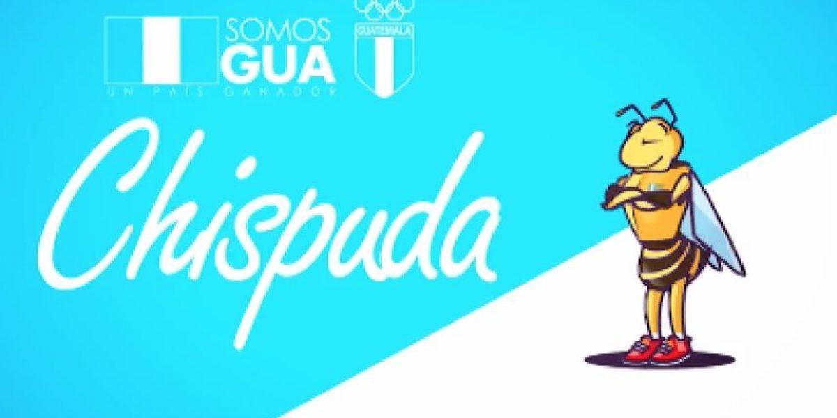 """Guatemala acepta el #MascotChallenge con """"Chispuda"""", mascota del COG"""