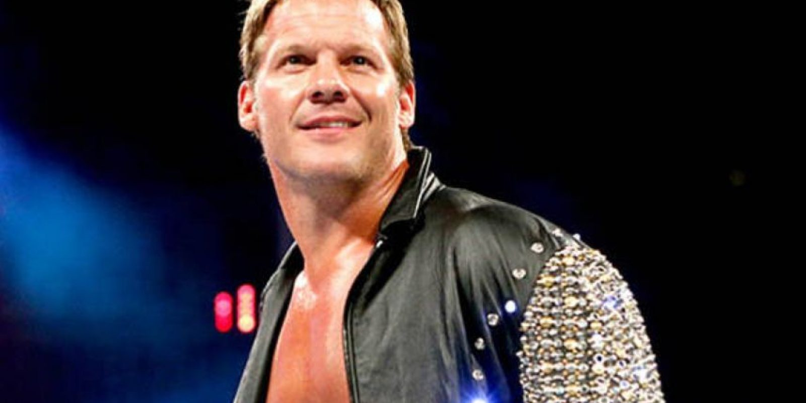 Chocará con Chris Jericho Foto: WWE