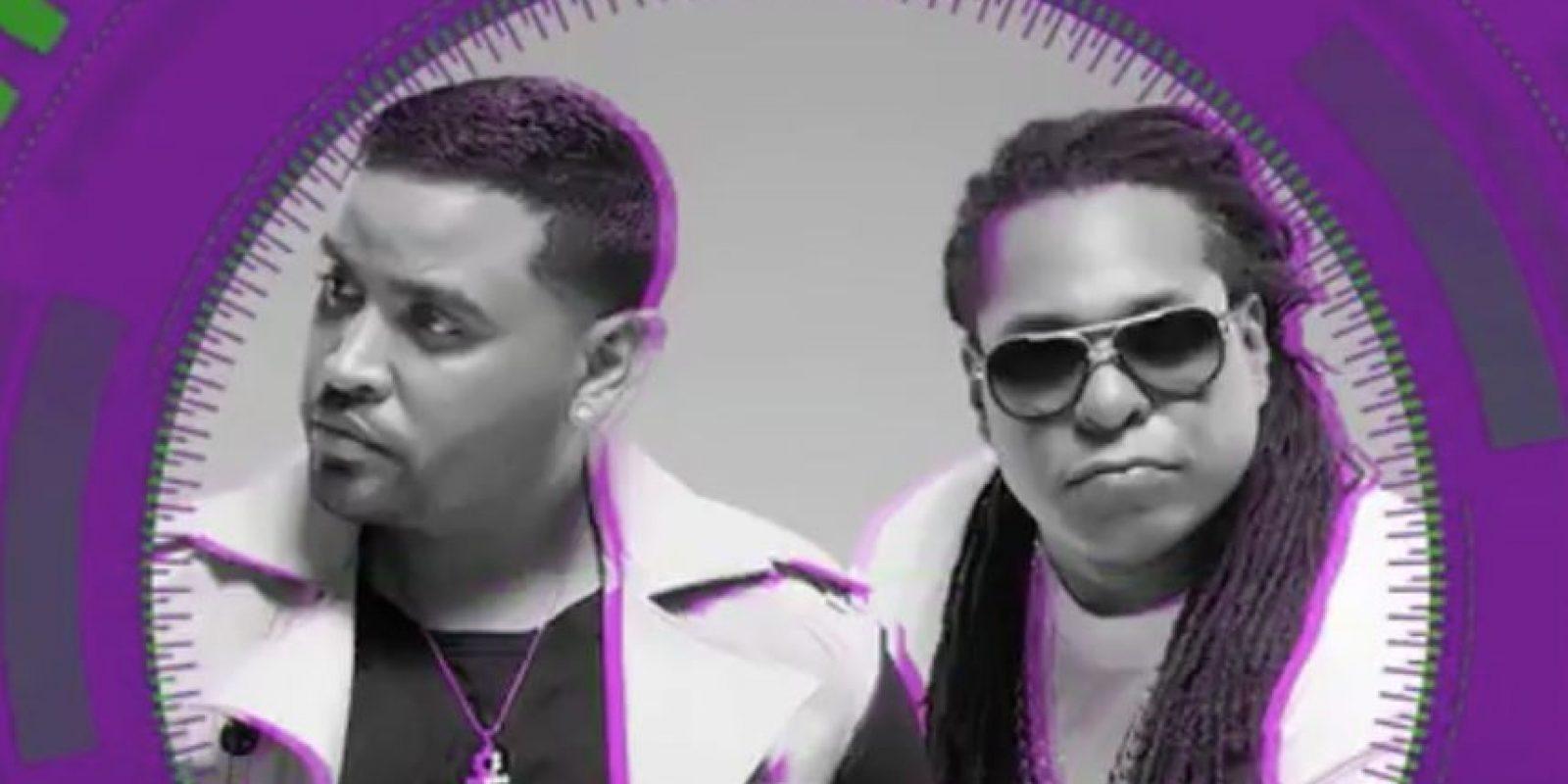 Zion & Lennox Foto:Vía Twitter/Billboard