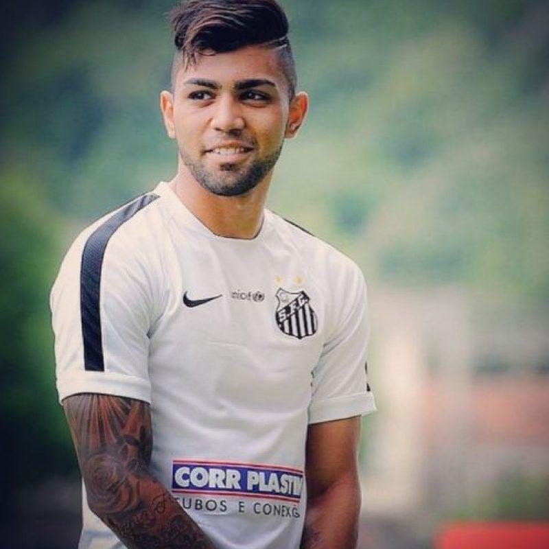 """Es conocido como el """"Nuevo Neymar"""". Foto:santosfc.com.br"""