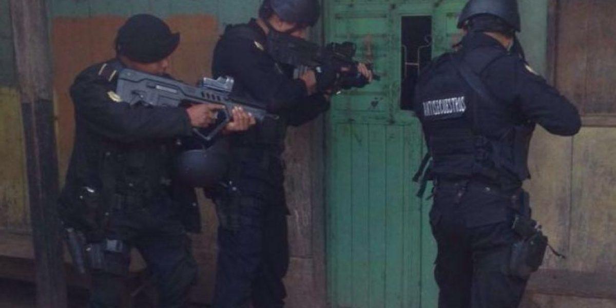 PNC captura a presuntos secuestradores en Huehuetenango
