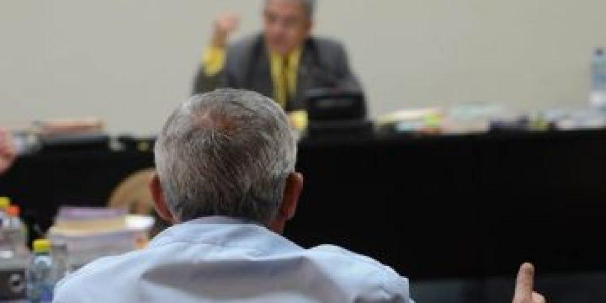 "Otto Pérez: ""Me podrán tener detenido, pero no en cautiverio"""