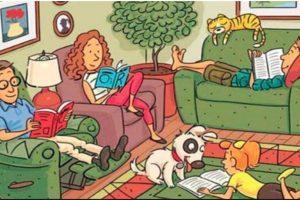 ¿Pueden encontrar las palabras en inglés ocultas? Foto:Tumblr.com