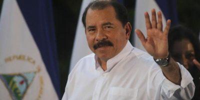 Presidente de Nicaragua Foto:Agencias