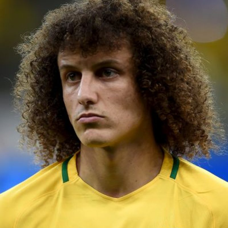 David Luiz (Brasil) Foto: Getty Images