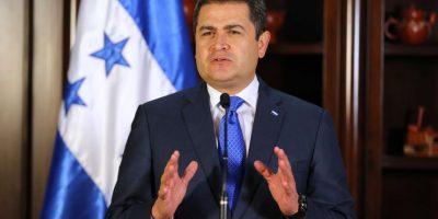 Presidente de Honduras Foto:Agencias