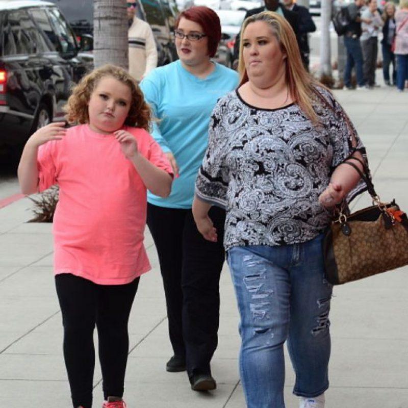 Acá estaban de compras en Beverly Hills. Foto:vía Getty Images
