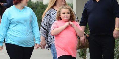 """El año pasado, Alana o """"Honey"""" impactó en una aparición. Foto:vía Getty Images"""
