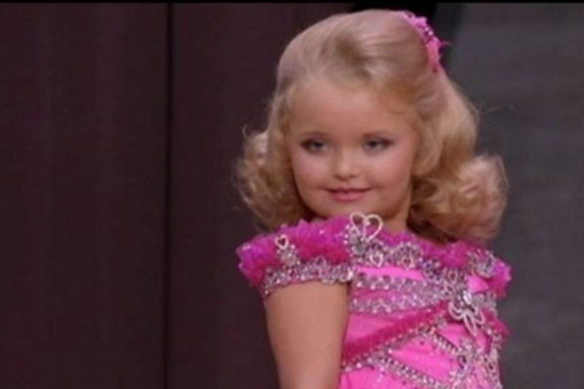 """Se hizo famosa a los seis añitos en """"Toddlers and Tiaras"""". Foto:vía TLC"""