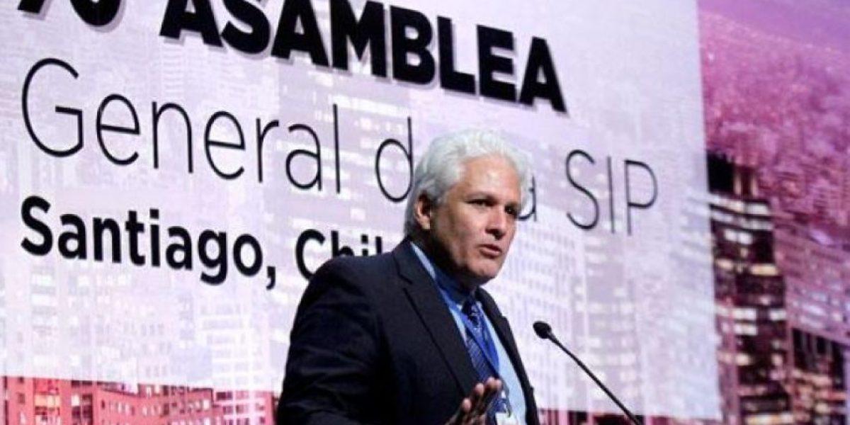 SIP condena amenazas contra periodistas por investigación que implica a excandidato