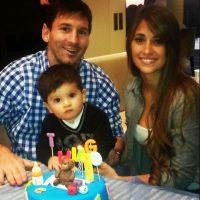 Lionel Messi es muy apegado a su familia Foto:Instagram: @leomessi