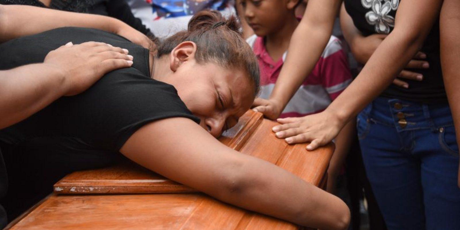 Foto:AFP/ Johan Ordoñez