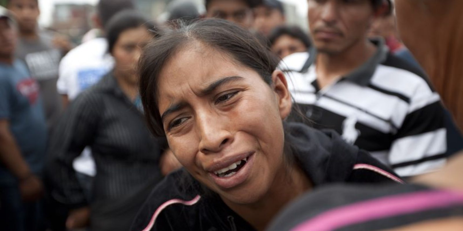Foto:AP/ Moises Castillo