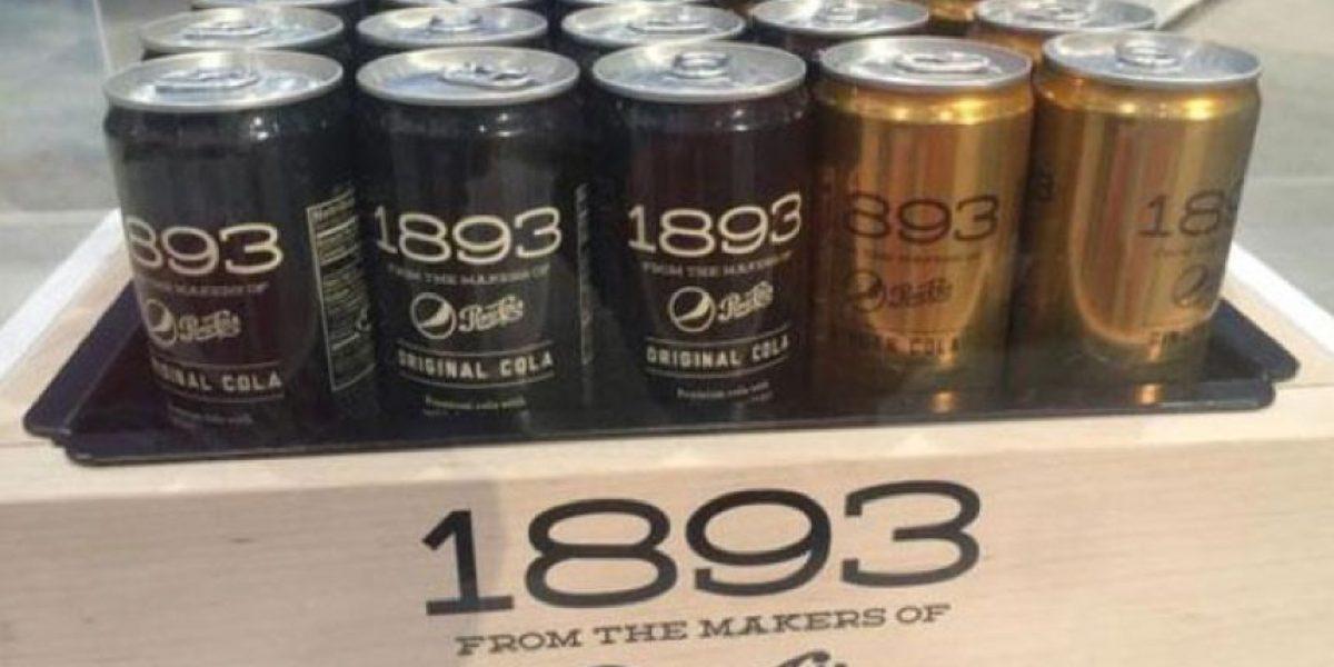 Pepsi 1893, una soda para el gusto hipster