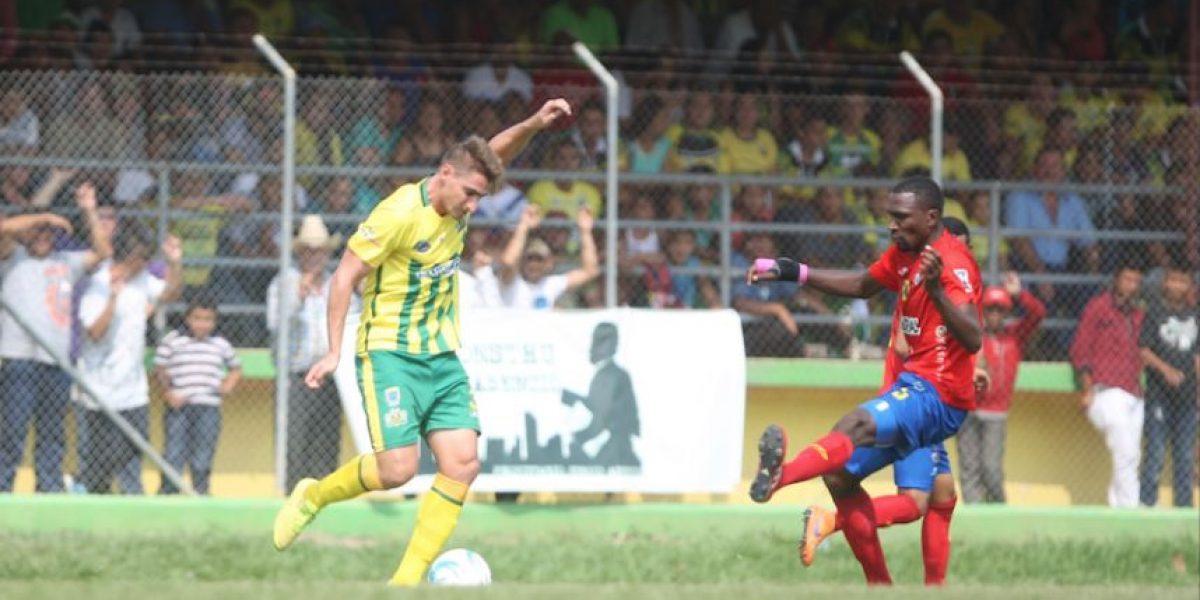 Resultado del partido Guastatoya vs. Municipal, jornada 21 del Torneo Clausura 2016 de Liga Nacional