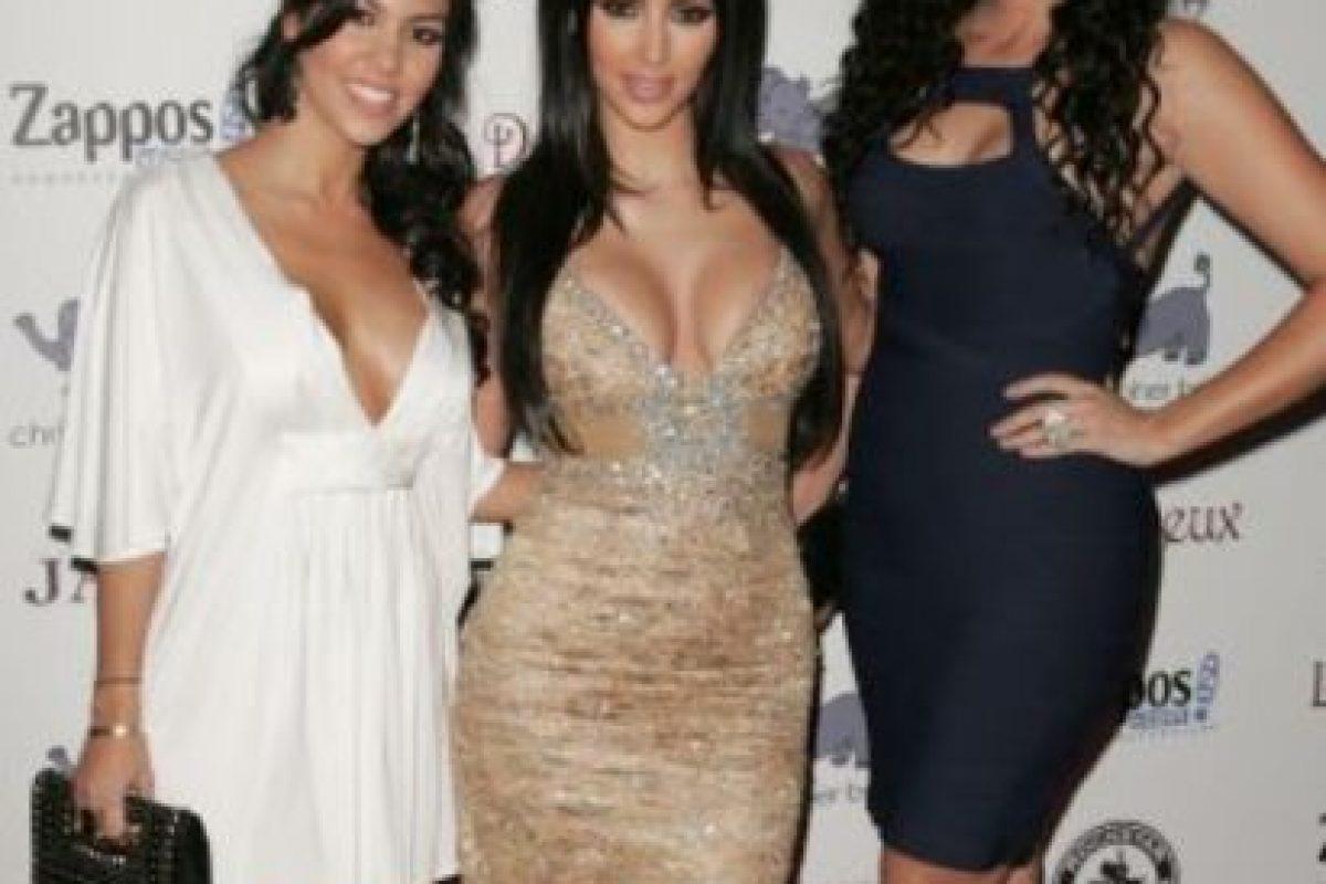 """Keeping Up With The Kardashians"""" se estrenó el 14 de octubre de 2007 en Estados Unidos. Foto:vía Getty Images"""